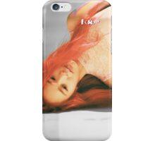 Krystal -Pink Tape- iPhone Case/Skin