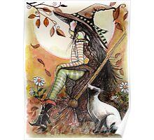 October Day Dreamer Poster