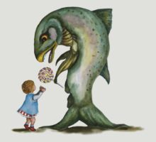 Yes, Virginia, There is a Frankenfish  by Kim  Harris