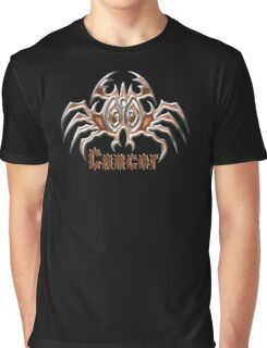 Zodiac sign Cancer T-shirt Graphic T-Shirt
