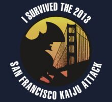 I survived the 2013 San Francisco Kaiju Attack by bookalicious