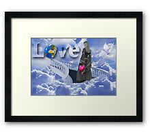)̲̅ζø̸√̸£ WHAT THE WORLD NEEDS NOW... IS LOVE SWEET LOVE... THATS THE ONLY THING THAT THERES JUST TOO LITTLE OF )̲̅ζø̸√̸£ Framed Print