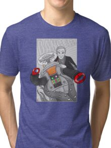 Danger...Danger Dr. Smith!!! Tri-blend T-Shirt