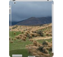 Red Tussock Grass Reserve iPad Case/Skin