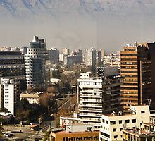Santiago Overview #1 by Guatemwc