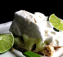 Mmmm! Key Lime Pie by AngieDavies