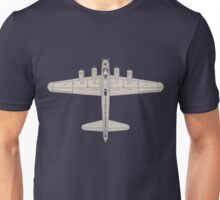 Boeing B-17 Flying Fortress Unisex T-Shirt