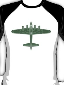Boeing B-17 Flying Fortress T-Shirt