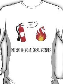 Fire Distinguisher  T-Shirt