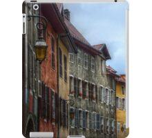 Annecy 1 iPad Case/Skin