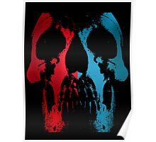 Deftones Skull Poster