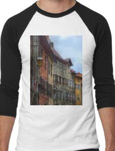 Annecy 1 Men's Baseball ¾ T-Shirt