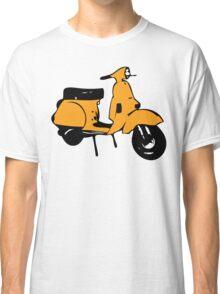 light orange vespa px Classic T-Shirt