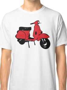 red vespa px Classic T-Shirt