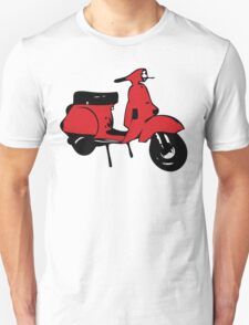 red vespa px T-Shirt