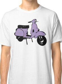 purple vespa px Classic T-Shirt