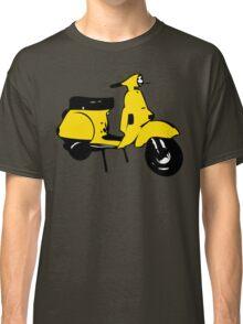 yellow vespa px Classic T-Shirt