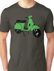 green vespa px Unisex T-Shirt