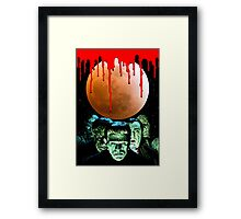 Universal Monsters Framed Print