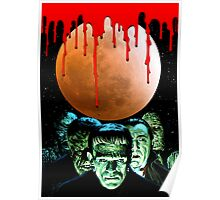 Universal Monsters Poster