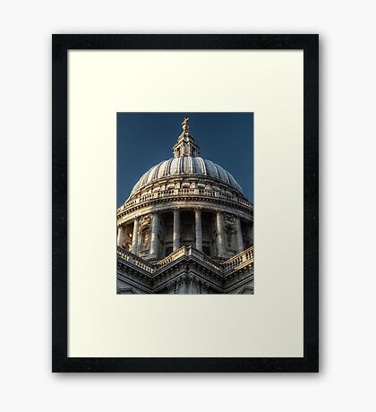 Saint Paul's Cathedral 1 Framed Print