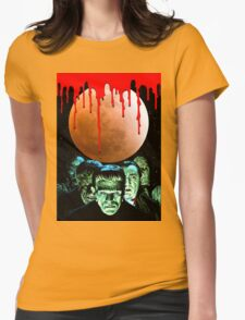 Universal Monsters Womens Fitted T-Shirt