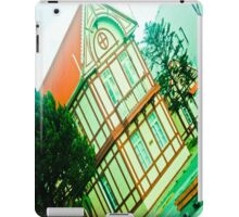 Colorful house. iPad Case/Skin