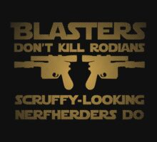 Blasters don't kill by darqenator