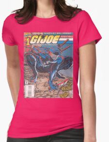 G.I. Joe Womens Fitted T-Shirt