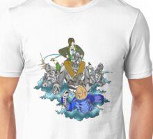 Doctor Who vs the Cybermen Unisex T-Shirt
