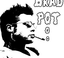 Brad Pot by mouseman