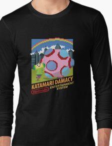 Katamari for NES Long Sleeve T-Shirt