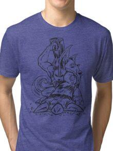 Wild Zudomon Tri-blend T-Shirt