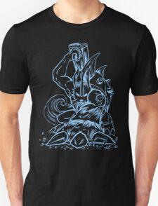 Wild Zudomon - Color Ink T-Shirt
