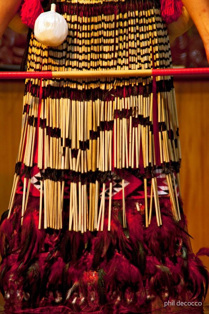 Haka Skirt by phil decocco