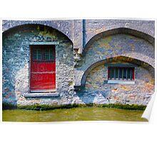 Bruges 5 Poster