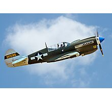 White-tail Warhawk on the up Photographic Print