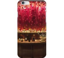 Xmas drinks iPhone Case/Skin