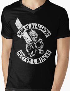 Sons Of Avalanche Mens V-Neck T-Shirt