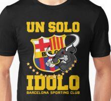"Barcelona Sporting Club ""Un solo Idolo"" Unisex T-Shirt"