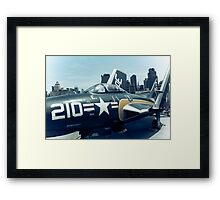 US Navy Framed Print