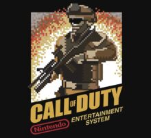 Call of Duty for NES by pacalin