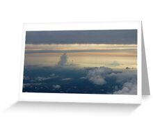 Early Morning Sky Greeting Card
