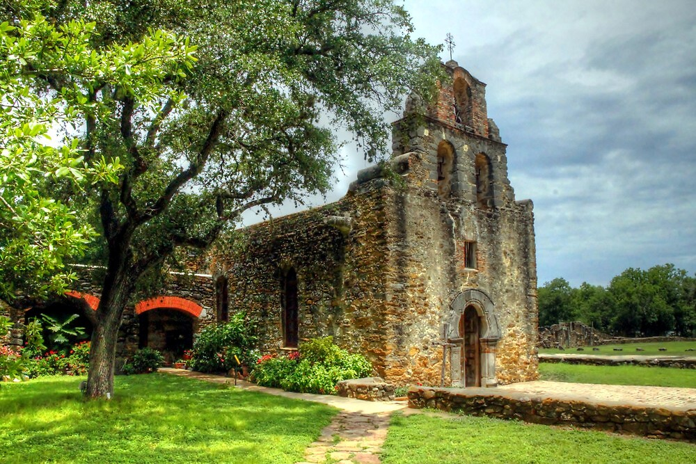 Mission Espada by Terence Russell