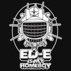 ED-E is My Homeboy on Color by Montia Garcia