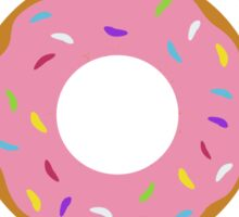 I Donut Like You Sticker