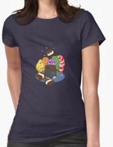 Sweet Revenge - Hot Chocolate Womens Fitted T-Shirt