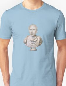 Classy Nicolas Cage Marble Bust  Unisex T-Shirt