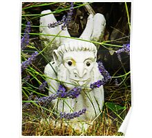 Guardian of the Lavender Poster