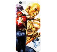 Fatal Fury Boss Rush iPhone Case/Skin